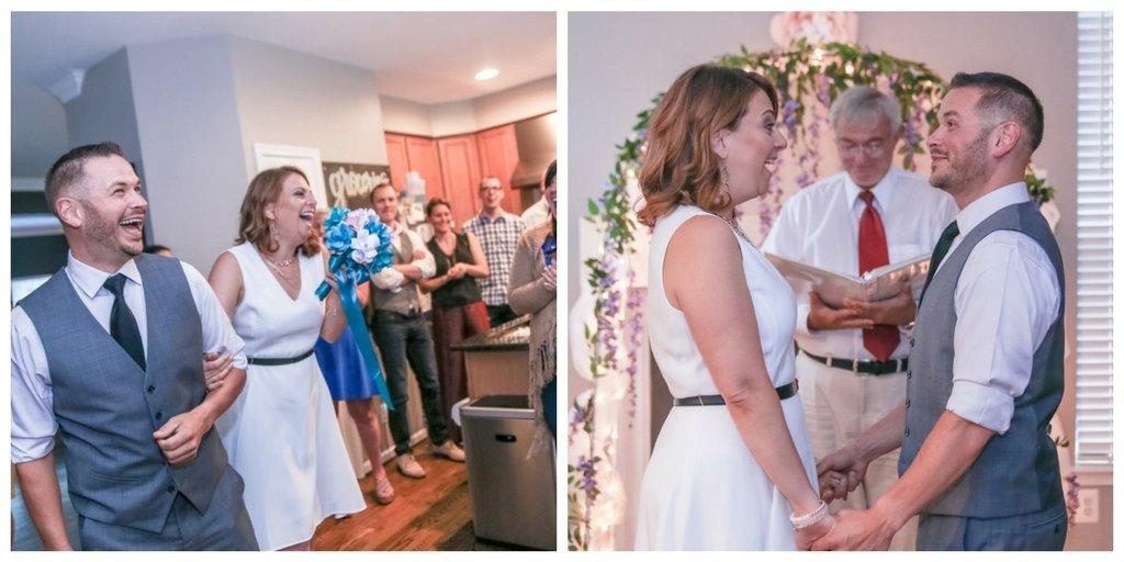 This Bride Had No Idea Date Night Was Actually Her Wedding