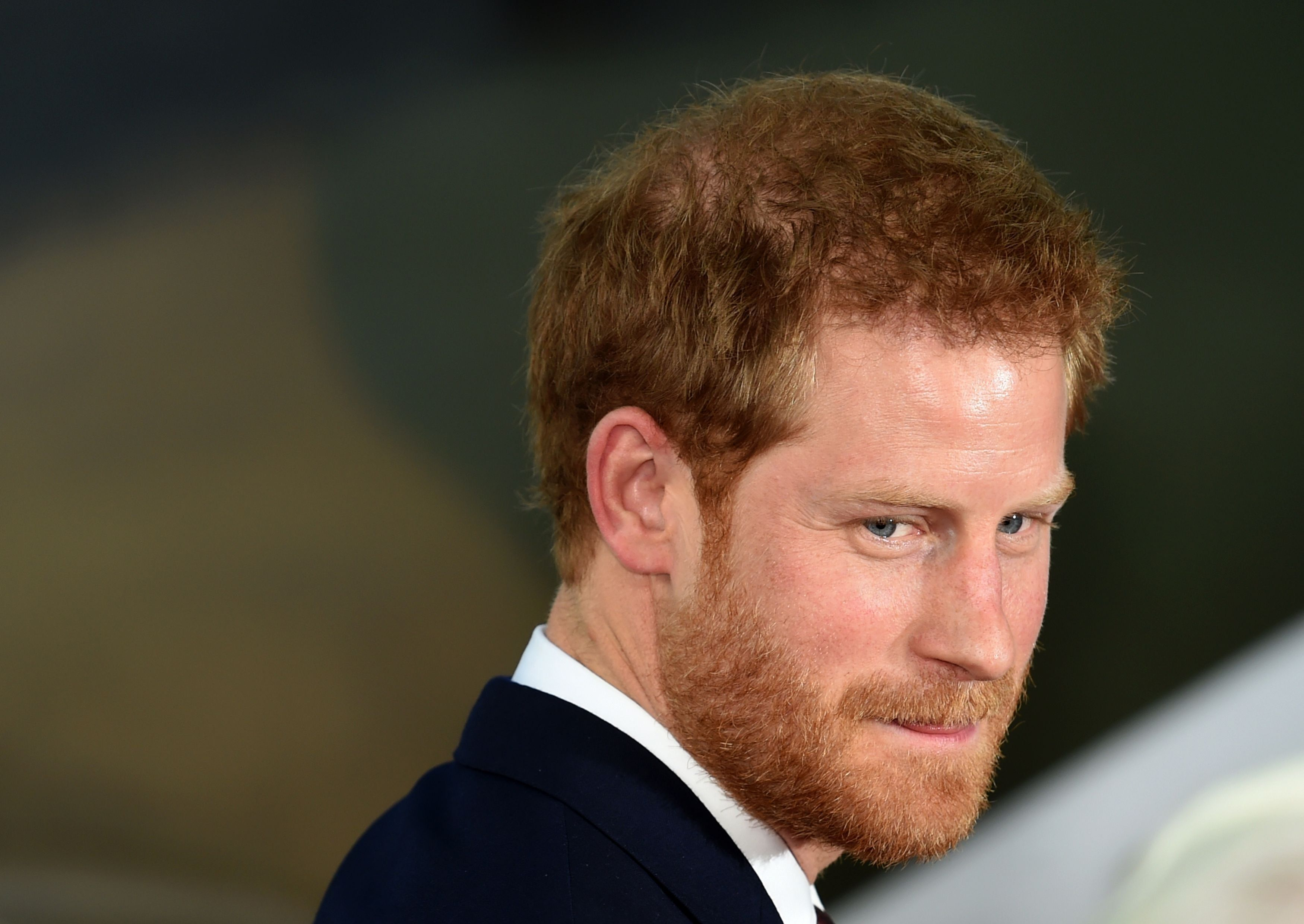 Prince Harry complained the photos of him on a Jamaican beach invaded his