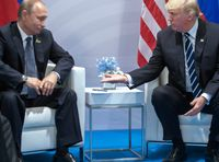 Russia Spent A Fortune