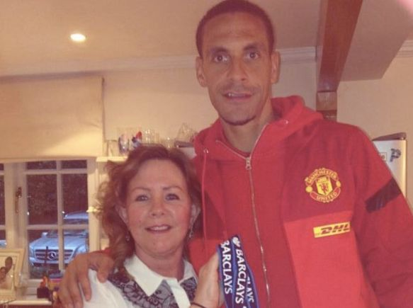 Rio Ferdinand Posts Emotional Tribute To Mum, Janice, Following Her