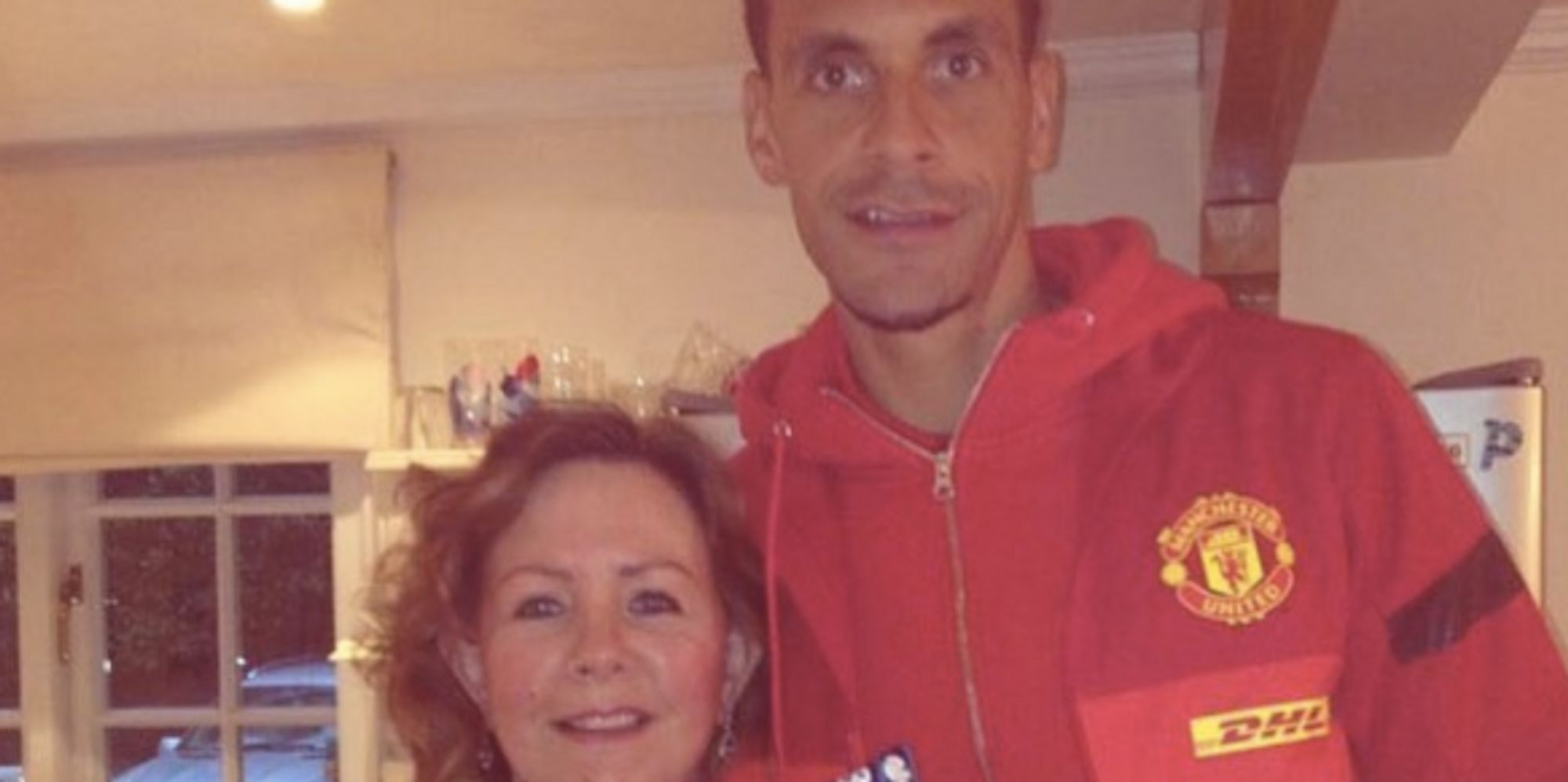 Rio Ferdinand Posts Emotional Tribute To Mum, Janice, Following Her Death