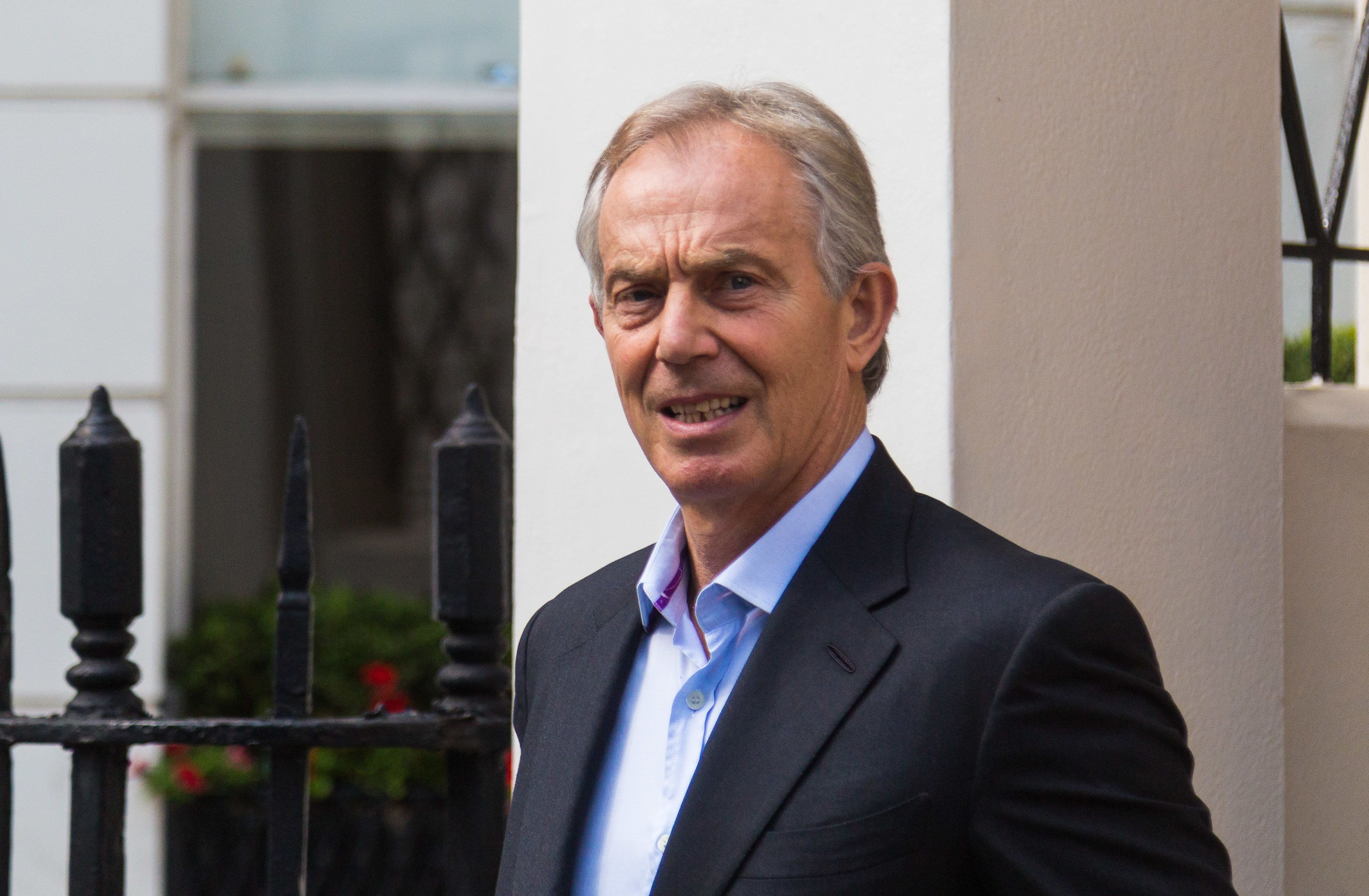 Tony Blair Says There's A Way Around Brexit, Which 'Absolutely' Must Not