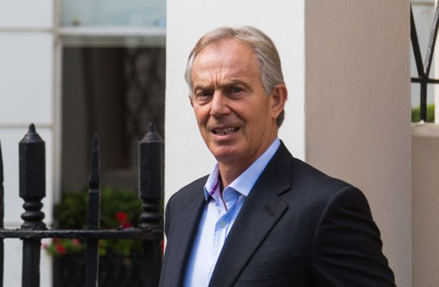 Barcroft Media via Getty Images                    Tony Blair says leaders would be willing to compromise on free movement