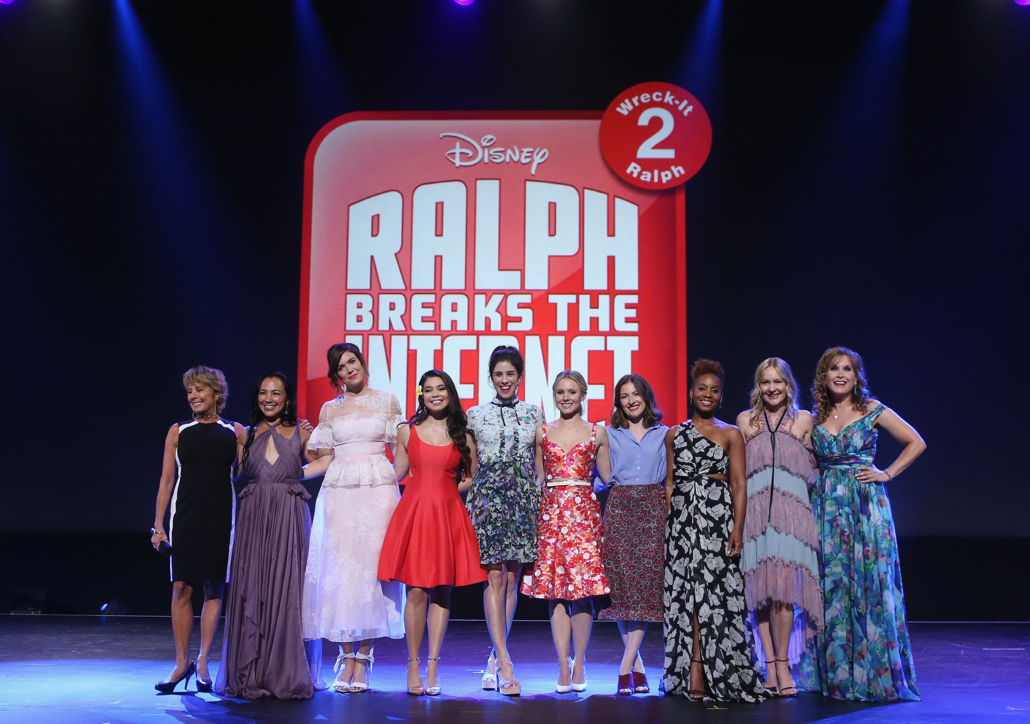 The Disney Princesses Will Finally Unite In 'Wreck-It Ralph
