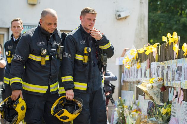 Firefighters call for end to 'postcode lottery' after Grenfell fire