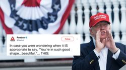 Donald Trump Could Learn A Lot From Reebok's Viral