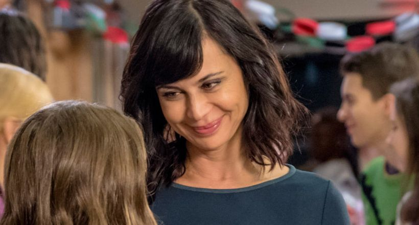 catherine bell in home for christmas day - Christmas In Conway Cast