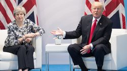 Donald Trump Asked Theresa May To 'Fix' UK Public Reception For