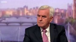 John McDonnell: I Don't Regret Saying Grenfell Victims Were