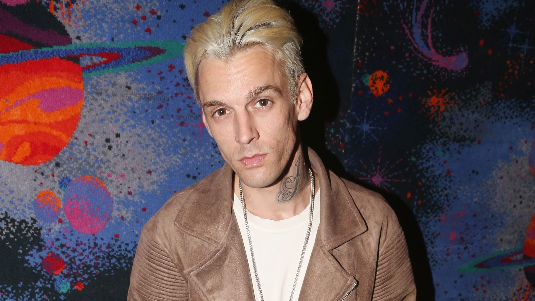 Aaron Carter Arrested For Alleged DUI And Drug Possession In