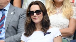 The Duchess of Cambridge Stuns In A Floral Dress For The Final Day Of