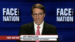 Trump's Lawyer Says 'No Evidence' President Knew Of Son's Russia Meeting. There