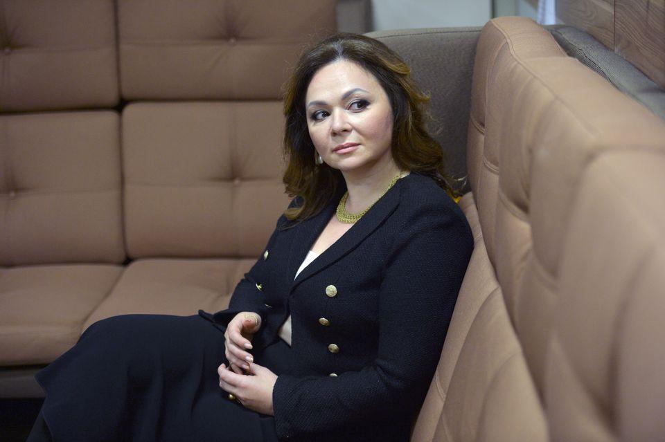 Russian lawyer Natalia
