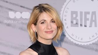 LONDON, ENGLAND - DECEMBER 04:  Jodie Whittaker attends at The British Independent Film Awards at Old Billingsgate Market on December 4, 2016 in London, England.  (Photo by Karwai Tang/WireImage)
