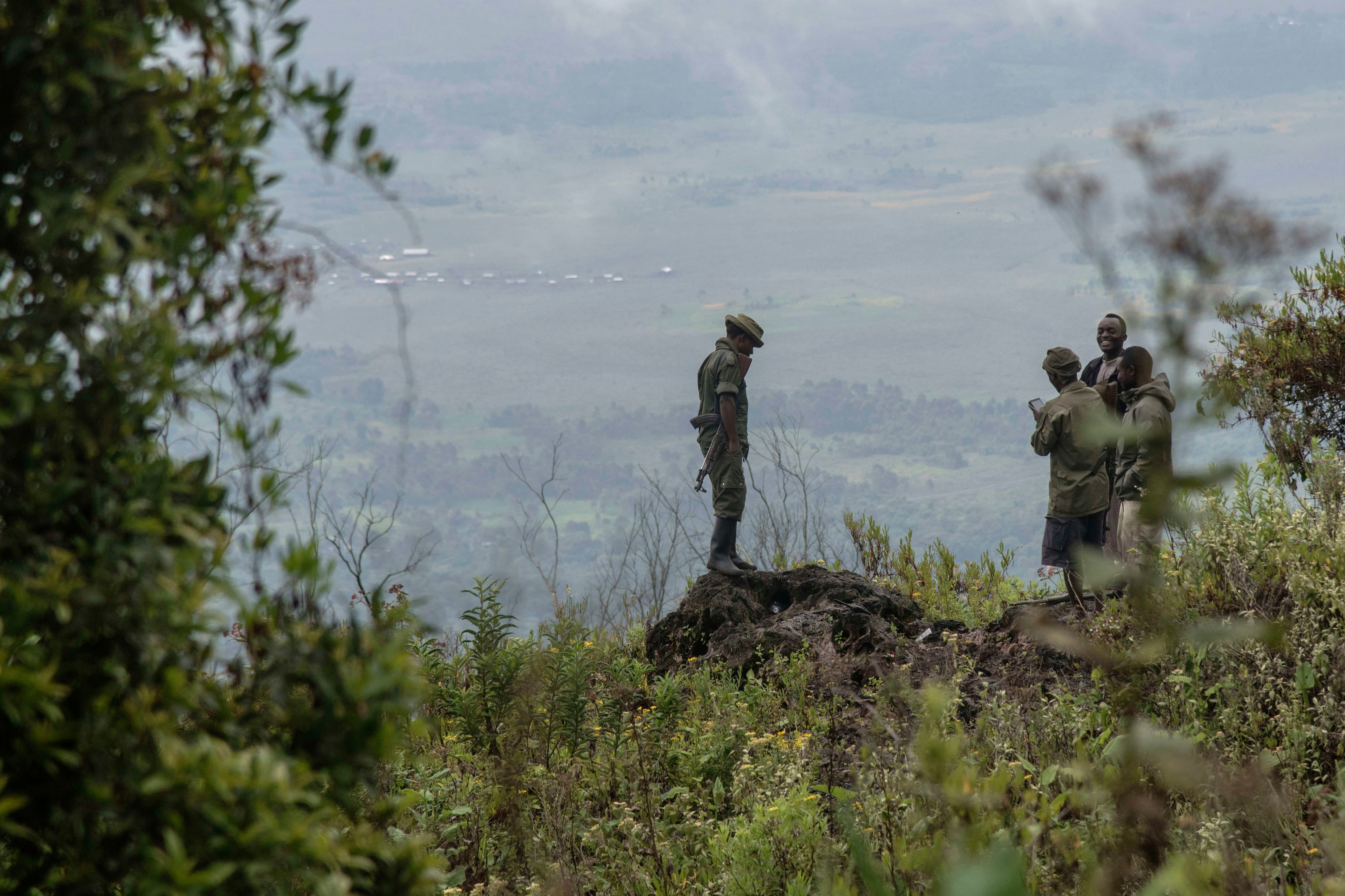 USA journalist, Congo rangers disappear after militia attack
