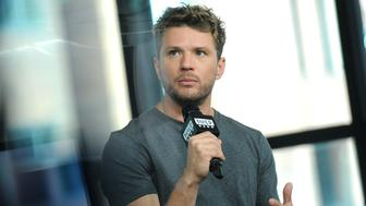 NEW YORK, NY - JULY 10:  Actor Ryan Phillippe attends Build the Cast of 'Wish Upon' at Build Studio on July 10, 2017 in New York City.  (Photo by Desiree Navarro/WireImage)