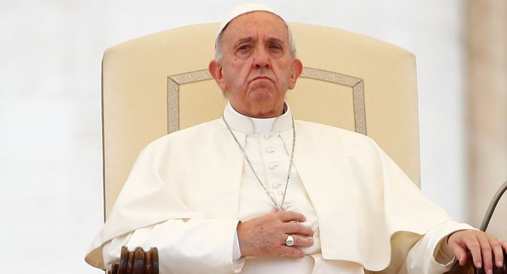 Pope Francis wants people to stop complaining so much.