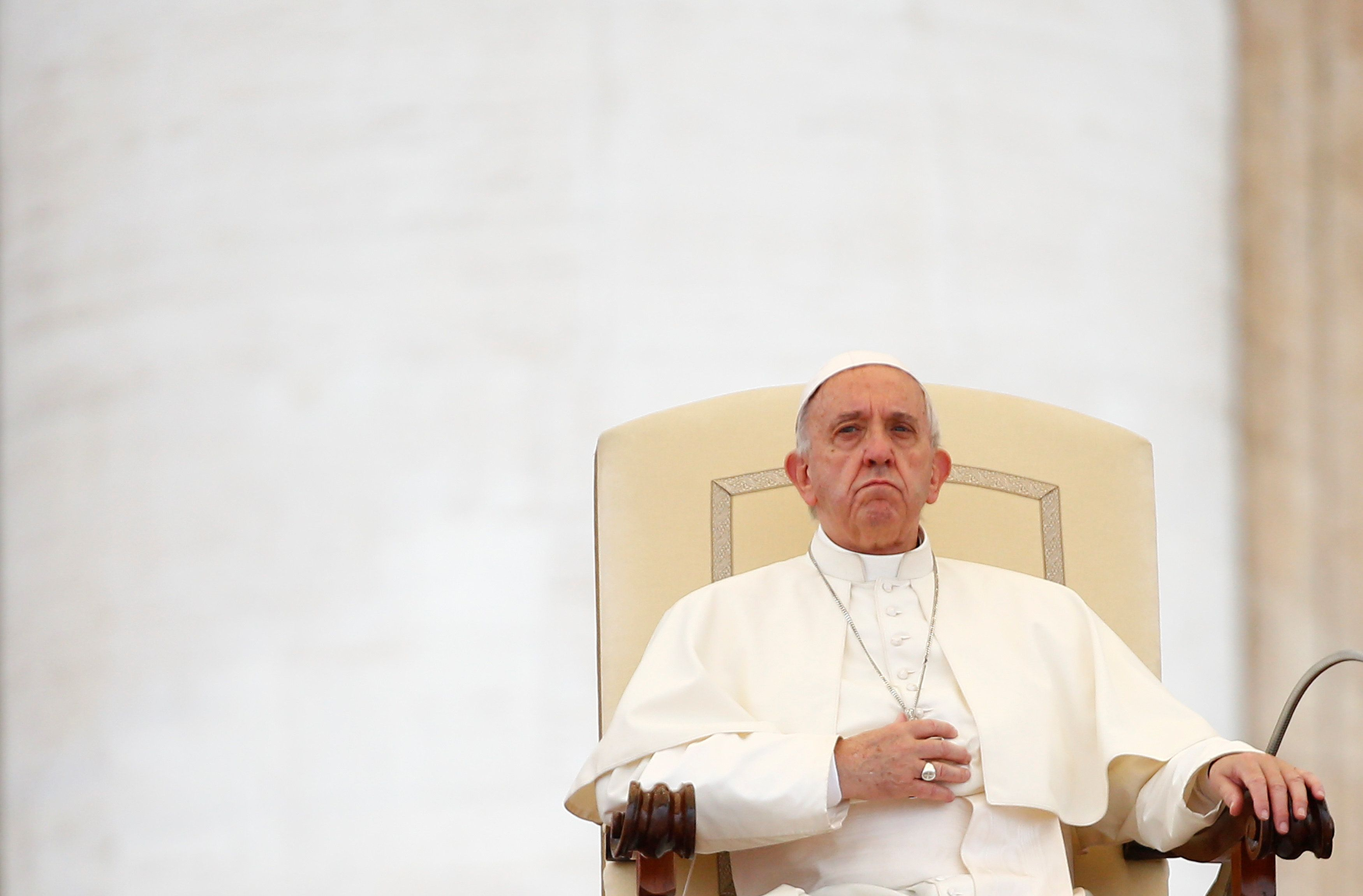 The Pope's New Message: Quit Your