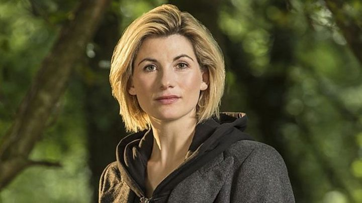 Jodie Whittaker is taking over from Peter as The Doctor