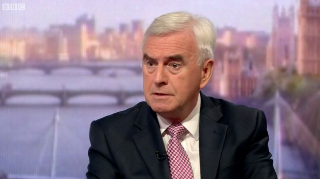 John McDonnell sparked anger with his 'backtracking'