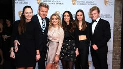 Gordon Ramsay Defends Not Allowing His Kids To Fly First Class With Him And