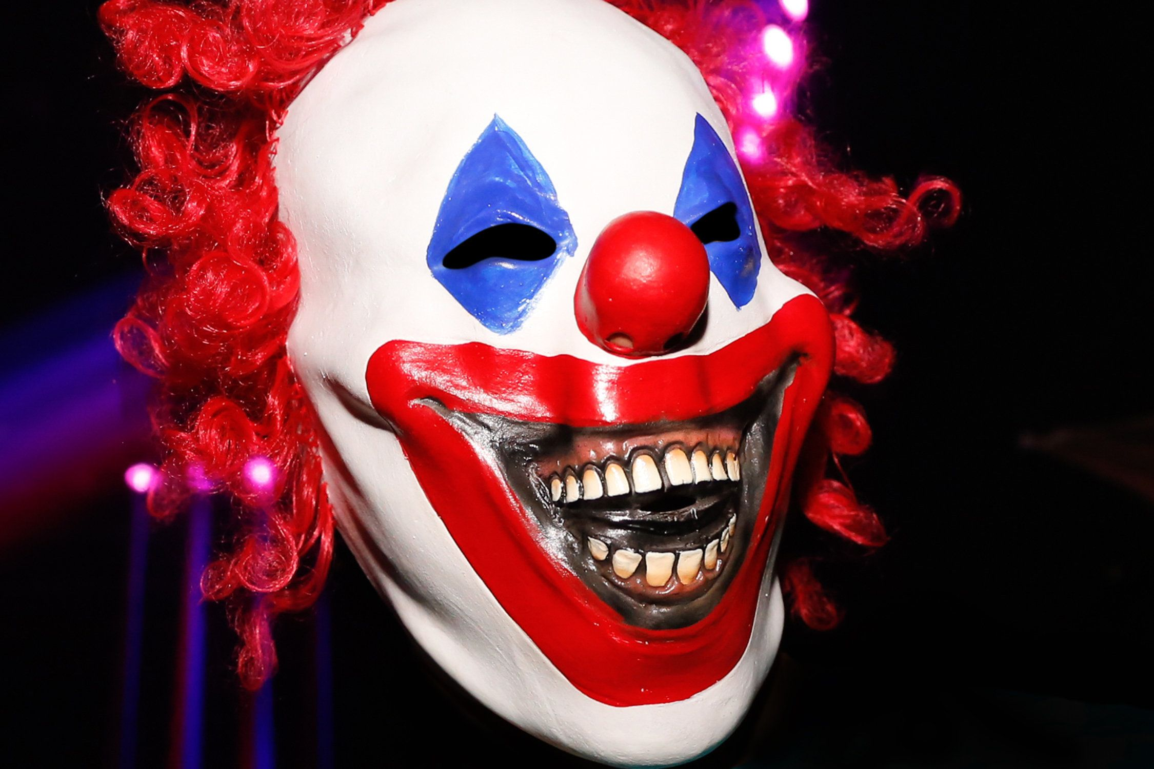 Pennsylvania police say they are looking for a clown who allegedly tried to get a 9-year-old girl to follow him by offering h