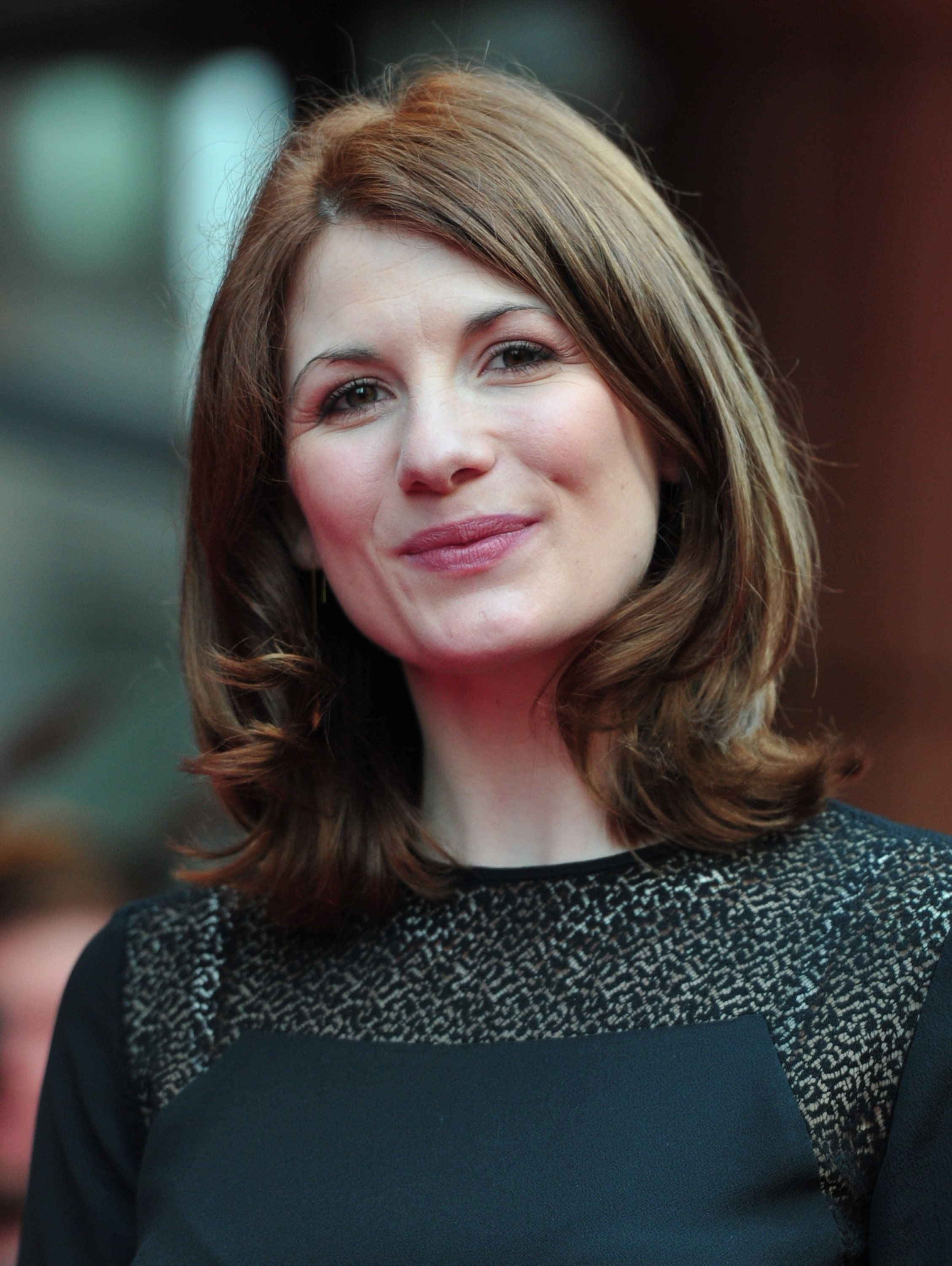 Jodie Whittaker Urges 'Doctor Who' Fans 'Not To Be Scared' By Her