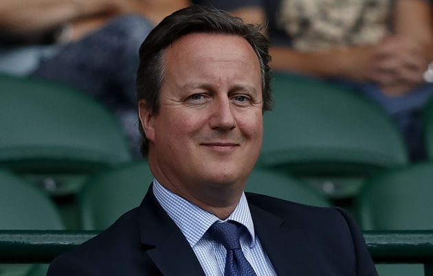 David Cameron Wants To Strap Former Cabinet Colleagues To A Raft And Throw Them In A
