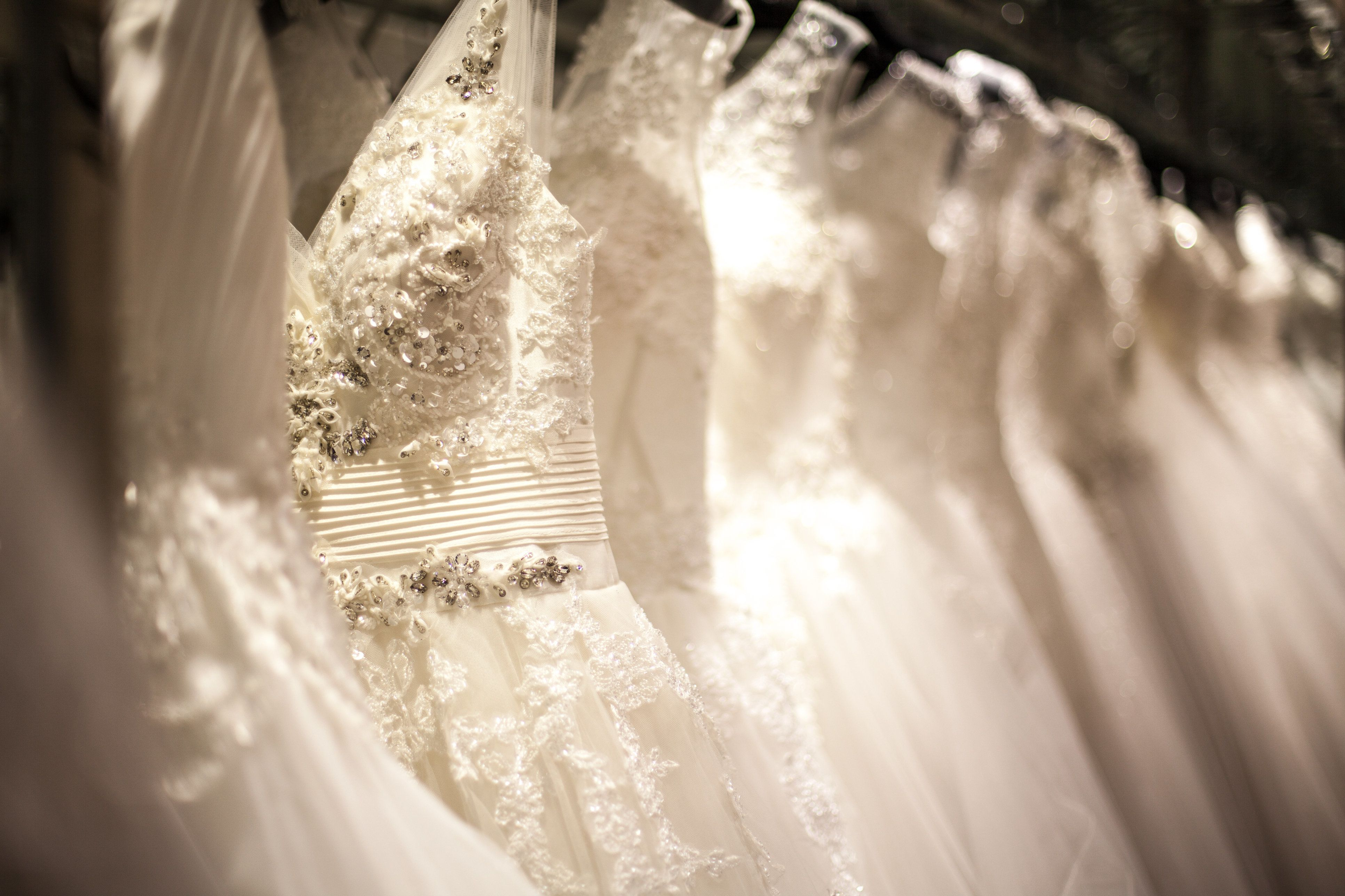 Brides-To-Be Panic As Dressmaker Files For Bankruptcy - Until Other Women Come To Their