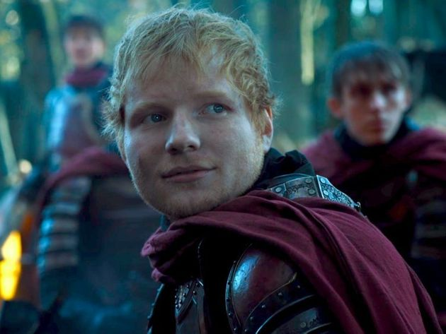 Ed in 'Game Of