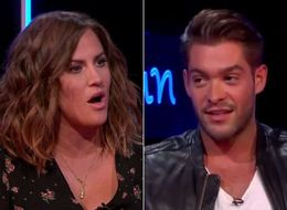 'Love Island' Host Caroline Flack Clashes With Jonny As She Takes Him To Task Over Camilla