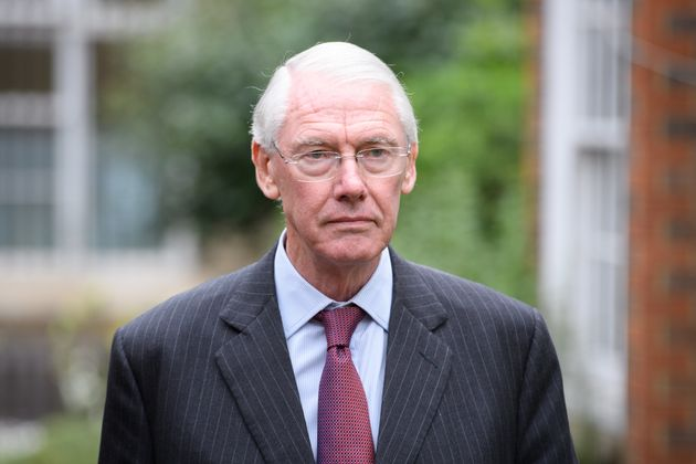 Sir Martin Moore-Bick has already faced calls to stand down as head of the