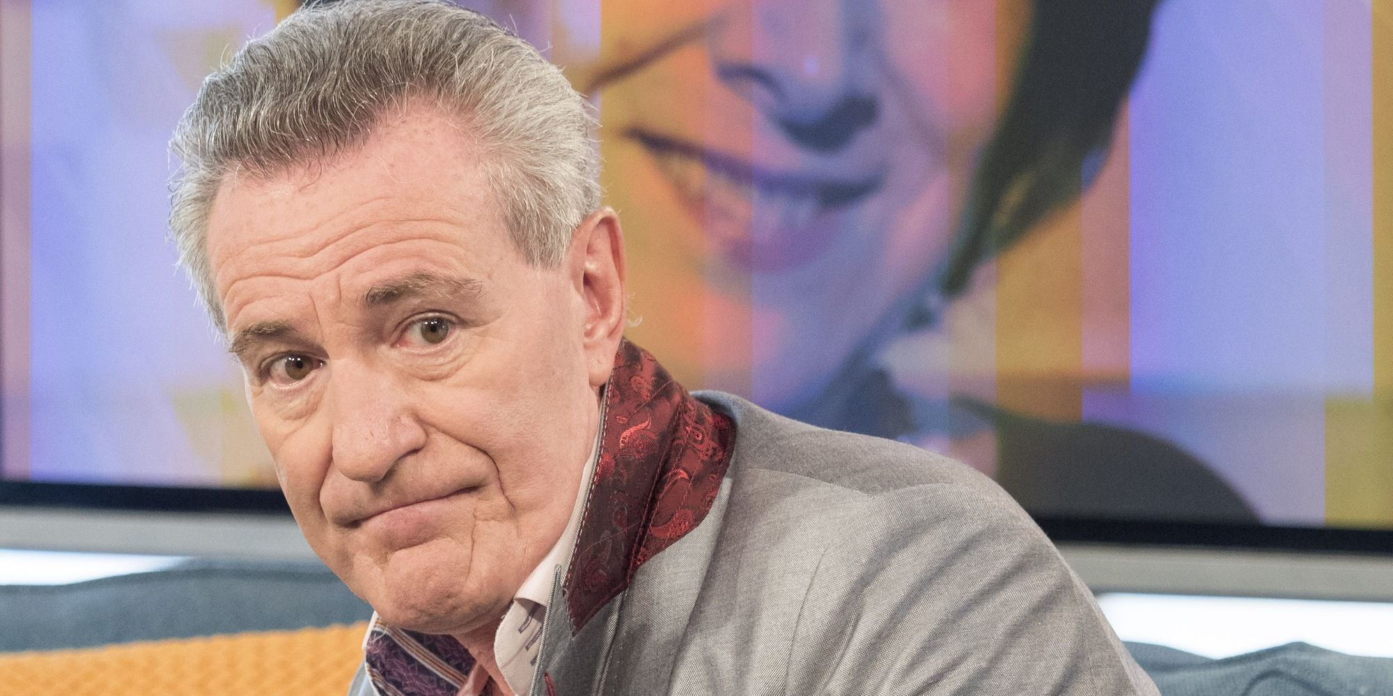 Lynda Bellingham's Widower Michael Pattemore Says Strangers Have Spat In His