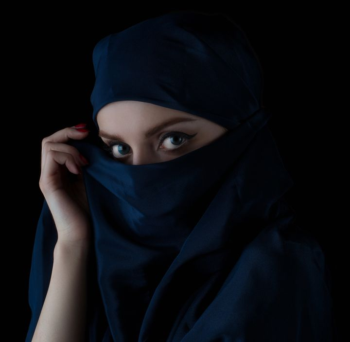 Author Umm Muladhat (an alias) has penned the first sex guide for Muslim women (file picture)