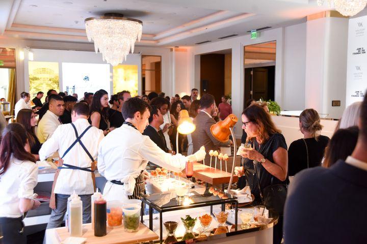 <p>Taste of Waldorf Astoria, July 12, 2017.</p>