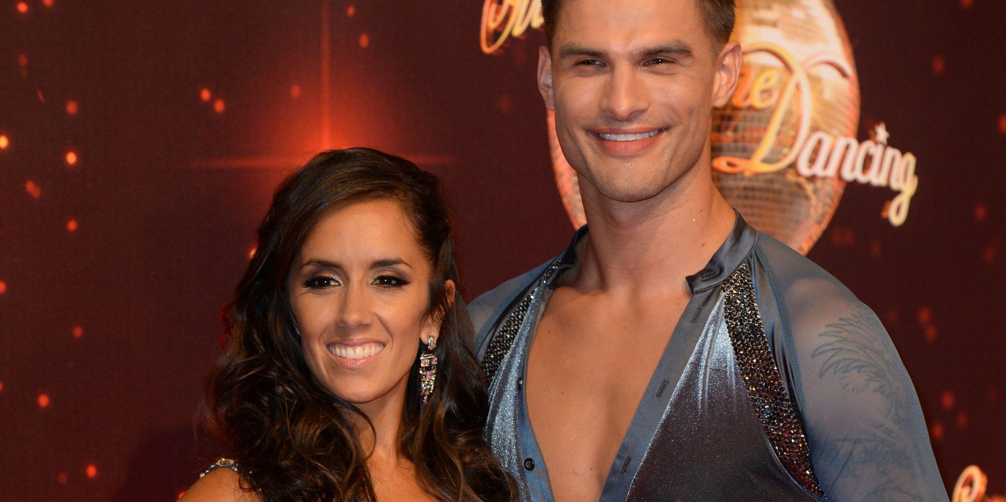 'Strictly Come Dancing' Pros  Janette Marara And Aljaz Skorjanec Wed In Star-Studded Ceremony