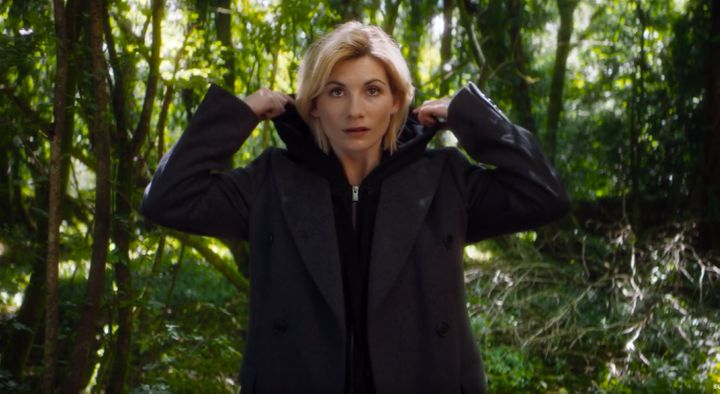 Your 13th Doctor Who, ladies and gents.