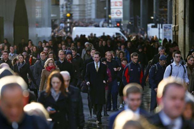 Fewer foreign born workers are seeking permits to work in the UK and