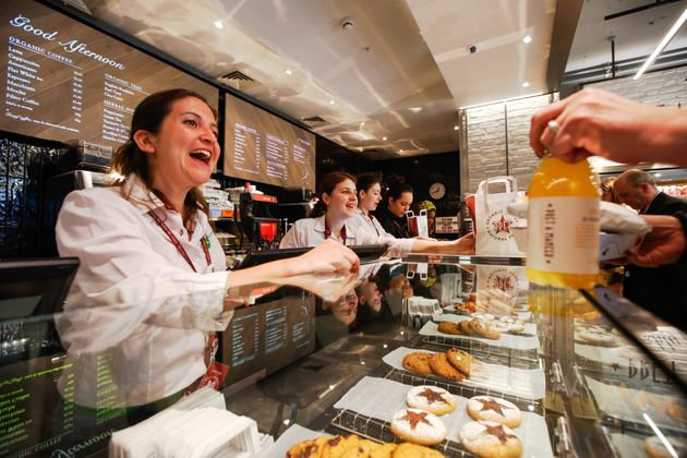 Food chain Pret a Manger has said it's concerned about Brexit because just one in 50 applicants seeking...