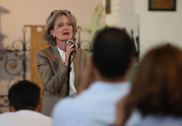 Councillor Elizabeth Campbell faces calls to resign and trigger a local
