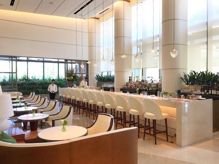 <p>Jean-Georges Beverly Hills.</p>
