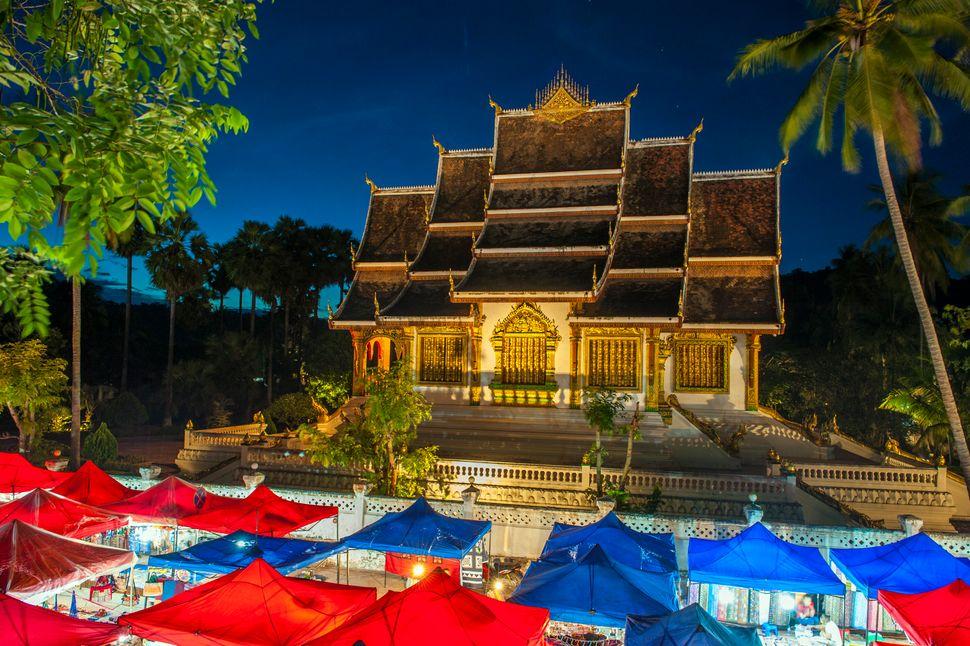 Luang Prabang, a popular tourist destination in Laos, also has a growing dengue problem.