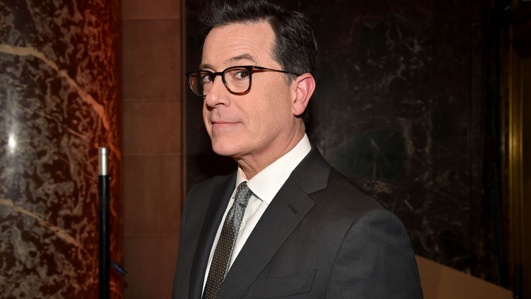 This Throwback Pic Of A Young Stephen Colbert Is Making The Internet Thirsty Huffpost Life
