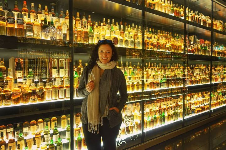 <p>I'll take whisky tasting over stressing out any day.</p>