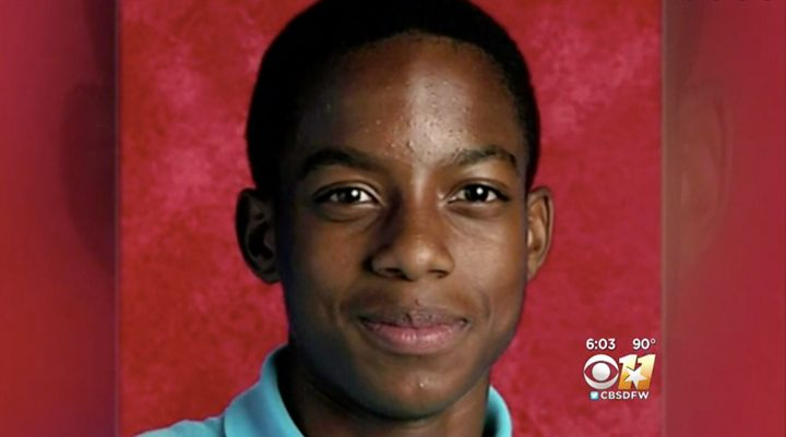 Jordan Edwards was fatally shot in the head.