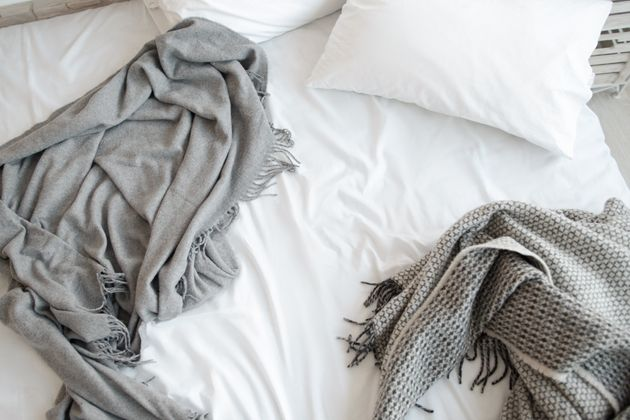 When choosing bedding to keep you cool, avoid synthetic materials and instead choose breathable natural...