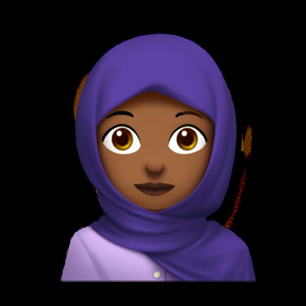 Apple Announces 'Hijab Emoji' And Islamophobes Can't