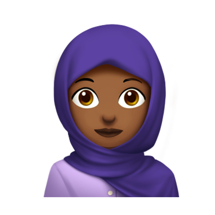 In honor of World Emoji Day Apple has introduced a hijab emoji