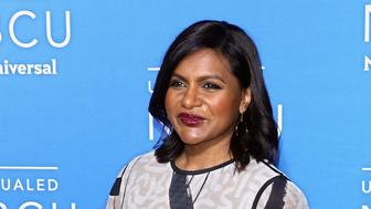 NEW YORK, NY - MAY 15:  Actress Mindy Kaling attends the 2017 NBCUniversal Upfront at Radio City Music Hall on May 15, 2017 in New York City.  (Photo by Jim Spellman/WireImage)