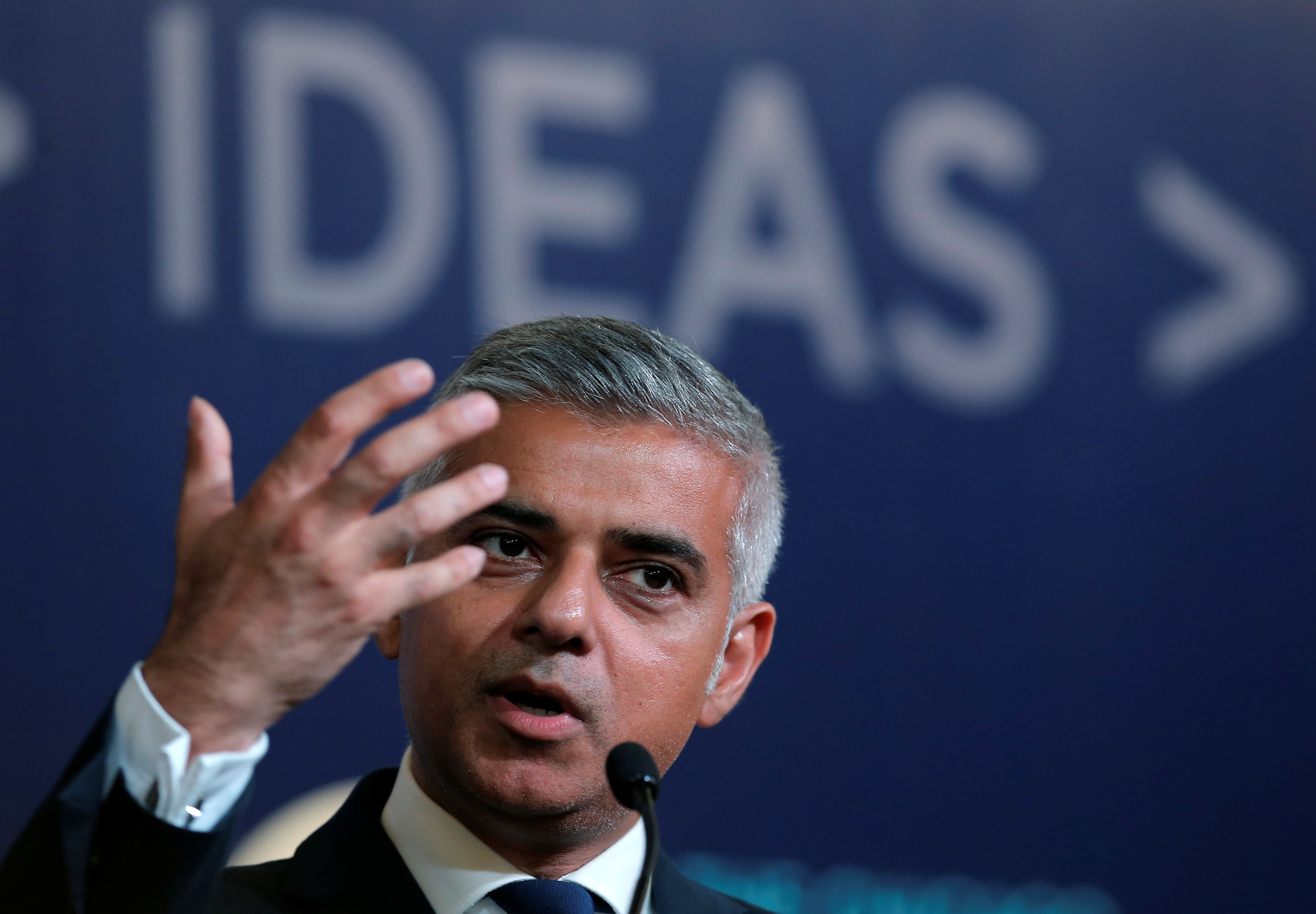 London Mayor Says U.K. Should Not 'Roll Out Red Carpet' For Donald Trump
